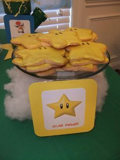 Star Power cookies