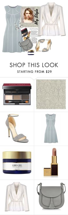 """My Style"" by mrscindeaser ❤ liked on Polyvore featuring Bobbi Brown Cosmetics, Ballard Designs, Ivanka Trump, Hervé Léger, Carolina Herrera, Tom Ford and Le Parmentier"