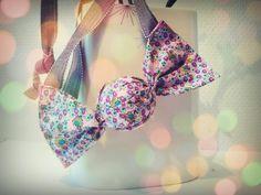 >O Cute Candy, Bikinis, Swimwear, Bows, Fashion, Bathing Suits, Arches, Moda, Swimsuits