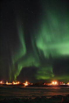 Northern Lights. MyNews contributor Mike Larsen shared this photo of Northern lights over Moosonee, Ont