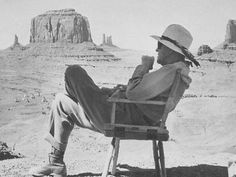 Director John Ford made Monument Valley the visual image of the old American West Native American Flute, Irish American, Western Film, Western Movies, Ben Stiller, John Ford, Film Studies, Le Far West, Universal Pictures