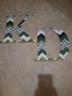 Kappa delta letters