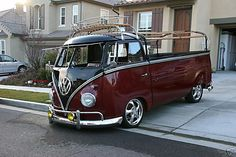 Volkswagen Bus Single Cab   - 1960 - Picture 06JHG243710608E
