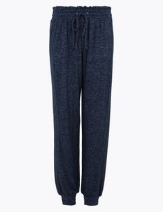 Cosy Lounge Cuff Jogger | M&S Collection | M&S Cosy Lounge, Cuffed Joggers, Sofa Shop, Lounge Pants, Summer Wardrobe, Women Wear, Comfy, Collection, Birthday