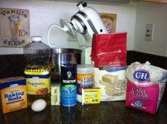 Kitchen Aid mixer recipes!