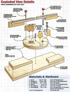 #1469 DIY Pull Saw Miter Box - Hand Tools Tips and Techniques