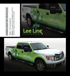 Habillage (wrap) automobile Design Graphique, Automobile, Monster Trucks, Truck, Car, Motor Car, Autos