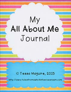 all about me essay for kids