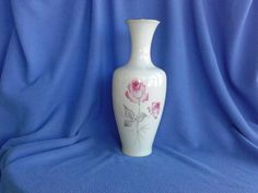 Hey, I found this really awesome Etsy listing at https://www.etsy.com/listing/263585344/vintage-royal-bavaria-km-vase-with-rose