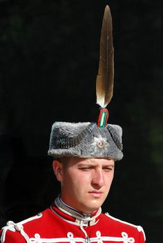 Presidential Palace Guard, Bulgaria. Photo by Dennis Jarvis