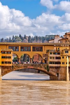 The 4-star Secret Florence Hotel is a short walk to the Ponte Vecchio, the oldest of Florence's six bridges. #Jetsetter