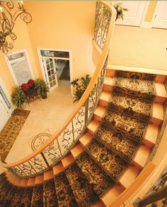 Staircases Featuring Runners And Zoroufy Stair Rods   Traditional    Staircase   Other Metros   Zoroufy