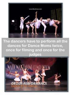 Dance Moms Fact