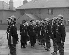 Restored films show Middlesbrough firefighters in the 1950s