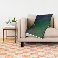 Buy Cosmic Energy  Throw Blanket by Christine baessler. Worldwide shipping available at Society6.com. Just one of millions of high quality products available.
