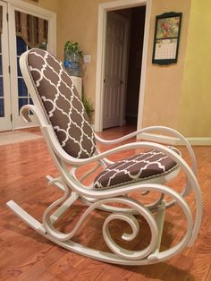 Bentwood Rocker...After