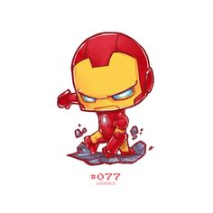 Character: IRONMAN from Marvel Artprint On Etsy : http://etsy.me/1RlItun