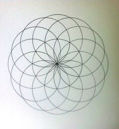 How to draw a torus yantra mandala