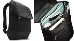 If I were still traveling for work, I would totally want this:  Corvus 14-15″ Laptop Backpack by Caselogic