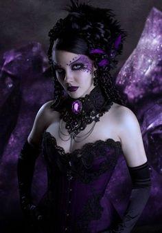 Gothic in Purple!