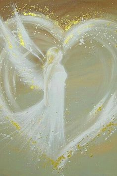 """Angel pictures, art photo: """"way to the heart"""" ღ Guardian angel gifts, spiritual angel art, Valentine's Day gift, for Valentine's Day for girlfriend - All Ideas Photo Ange, Photo D Art, Guardian Angel Gifts, I Believe In Angels, Angels Among Us, Angel Pictures, Beautiful Angels Pictures, Angels In Heaven, Modern Wall Decor"""