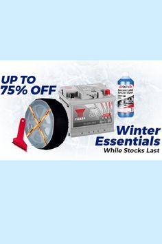 Brrrilliant Deals on Winter Weather Essentials! ❄️❄️ #car #autos #Automotive #cartips #autoparts #deals #HotDeals #discounts #rt #offers #VoucherCodes #HotUKDeals #VouchersGet #coupon #promo #onsale #sale #shopping