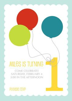 Best 1st Birthday Party Theme! Create a simple classic balloon 1st birthday theme. #firstbirthday #1stbirthday #balloontheme #classictheme #primarycolortheme #etsybirthday #bestinvitations #etsyinvitations #tasselballoon #nameballoons #giantballoon #diy1stbirthday #1stbirthdaybib #1stbirthdayonesie #feltcrown