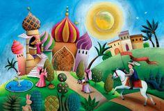 Fairy Tale Castle (40 pieces)