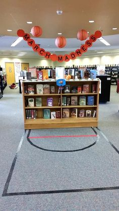 """March Book Madness is here! #tlchat #SMUSD"""