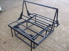 ROCK N ROLL BED FRAME-3/4 DELUXE ON LASHING DOWN POINTS