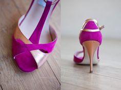 Tango shoes ! I wish I had :(
