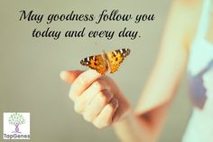 Wishing you goodness, always. #motivation #inspiration #happiness #quote #hope
