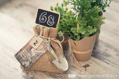 Regalo personalizado para un amante de la jardinería diseño de Project Party Studio #weddingfavors #detallesboda #tendenciasdebodas