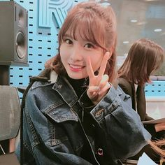 Find images and videos about kpop, twice and momo on We Heart It - the app to get lost in what you love. Nayeon, Kpop Girl Groups, Korean Girl Groups, Kpop Girls, Fandom, Girls Generation, Rapper, What Is Love, My Love