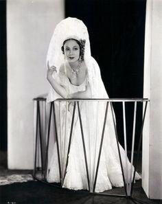 Dolores del Rio in Girl of the Rio (1932)