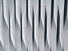 Liquid Forms Concrete Tiles by Aybars Asci In Liquid Forms designed by Aybars Asci was the winner of the Walker Zanger & KAZA Concrete Tile Design Competition in partnership with Architectural muster Precast Concrete, Concrete Tiles, Concrete Design, Architectural Digest, Facade Design, Tile Design, Pattern Design, Partition Design, Screen Design
