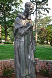 St. Martin de Porres by our own, Fr. Thomas McGlynn OP
