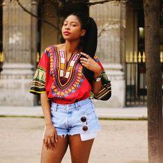 Kaftans summer wear for Arican American women