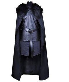 Game of Thrones Jon Snow Cosplay Herren Kostüm Schwarz Umhang Halloween Karneval Cosplay Costumes For Men, Game Costumes, Fancy Costumes, Cosplay Outfits, Costume Ideas, Men Cosplay, Cosplay Ideas, Costume Halloween, Halloween Kostüm