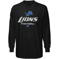 Detroit Lions Critical Victory Long Sleeve T-Shirt by Lee Sports. $22.95