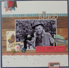 My Amigo by Jackie Davis at Studio Calico