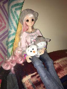 Smart Doll Mirai Suenaga by jesamichan
