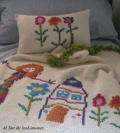 Manta - almohada