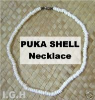 Puka shells---had to have 'em