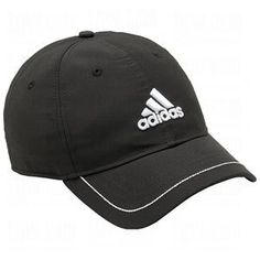 21d4a60f Adidas Princess Hat Womens Adjustable Hat Cap (One Size Fits Most,  Black/White) adidas. $9.99
