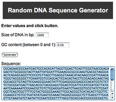 """Human DNA sequences can be pretty similar, so how does DNA fingerprinting work? In the """"What Makes a DNA Fingerprint Unique?"""" biotechnology #science project, students use online tools to investigate whether or not unique DNA sequences will generate unique DNA fingerprints. [Source: Science Buddies, http://www.sciencebuddies.org/science-fair-projects/project_ideas/BioChem_p016.shtml?from=Pinterest] #STEM #biotech #scienceproject #DNA"""