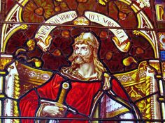 Harald Hadrada was a viking warrior who ascended to the throne of Norway in 1047 and eventually died on the battlefield while trying to conquer england.