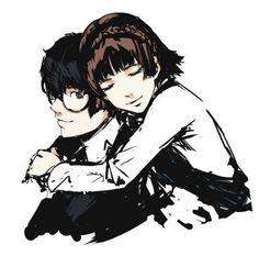 Persona 5 Memes, Persona 5 Joker, Persona 4, Persona 5 Makoto, Makoto Niijima, Got Anime, Shin Megami Tensei Persona, Waifu Material, Story Characters