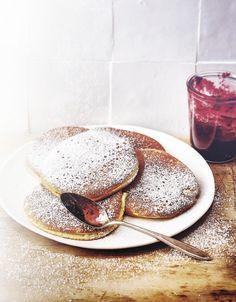 Hirams Plattär les petites crêpes suédoises souffléées #hygge #hyggefood #hiramsplättar #crêpes #pancakes #danish #danois #nordique