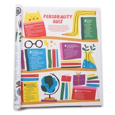 Children's illustration, Scoop Magazine by Nikki Miles, Editorial Booklet Design Layout, Print Layout, Book Layout, Brochure Design, Art Books For Kids, Kids Activity Books, Magazines For Kids, Editorial Design, Editorial Layout